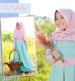 makaila mint by oribelle kids