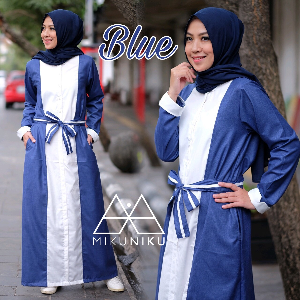 ARUMI DRESS Vol.2 BLUE by MIKUNIKU