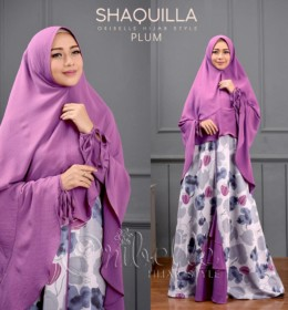 SHAQUILLA by Oribelle Hijab Style p