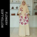Flowery dress by Aidha Y