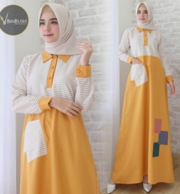 Isyana dress by Binbush M