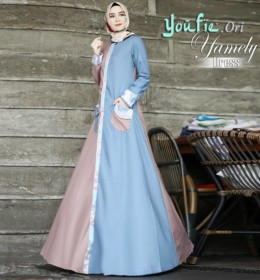 YAMELY dress by YOUFIE ORI