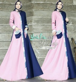 YAMELY dress by YOUFIE ORI P