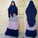 Alissa dress by Uva Hijab n