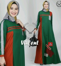 Valent dress by Dobu H