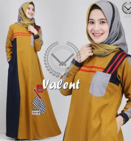 Valent dress by Dobu M