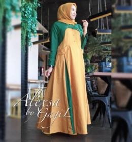 Alexsa dress by Gagil h