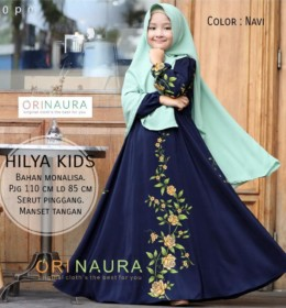 HILYA KIDS by ORINAURA n