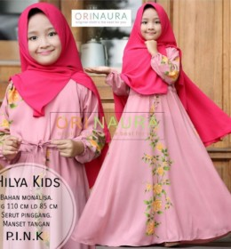 HILYA KIDS by ORINAURA p