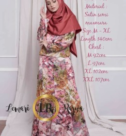 Pias dress by Lemari Rajwa P