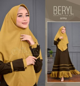 BERYL BY ORIBELLE HIJAB STYLE A