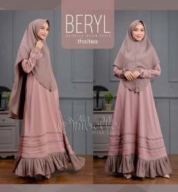 BERYL BY ORIBELLE HIJAB STYLE T