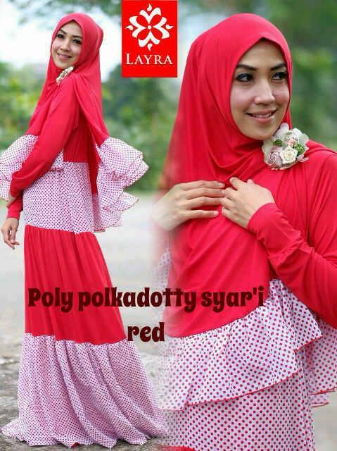 POLY RED