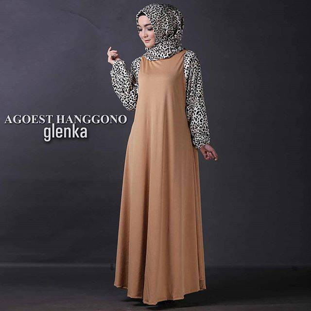 GLENKA by Agoest Hanggono COKLAT
