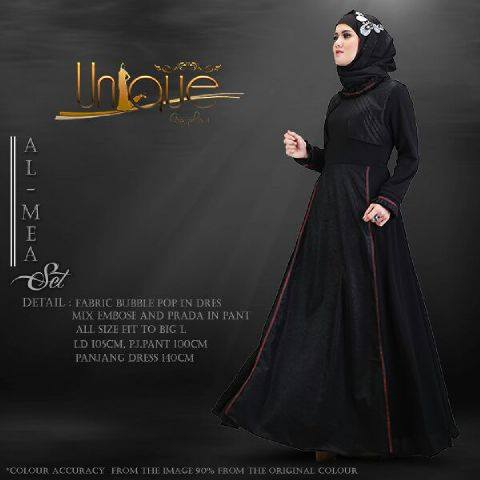 Almea by Unique HITAM