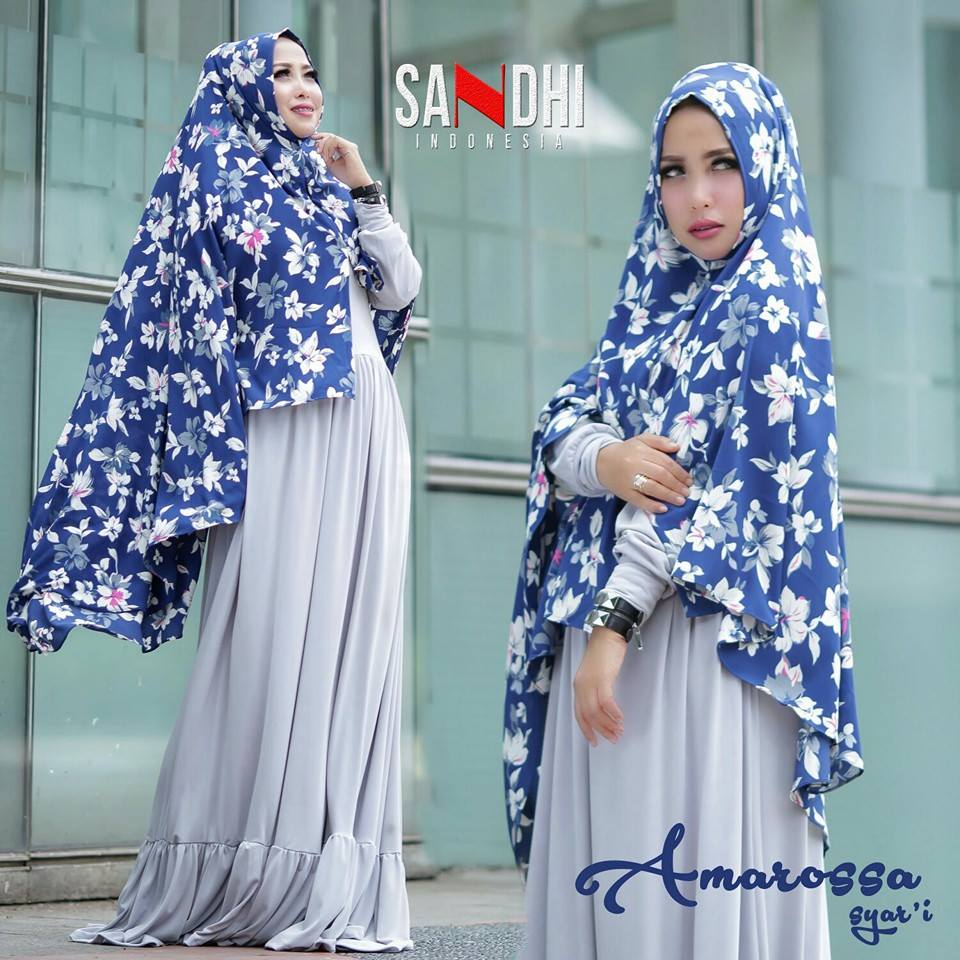 Amarossa ABU by Shandi Indonesia