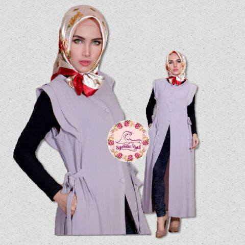 New Cardigan Alisa SOFT UNGU