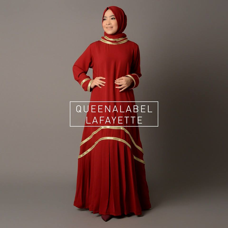 New Lafayette by Queenalabels Merah