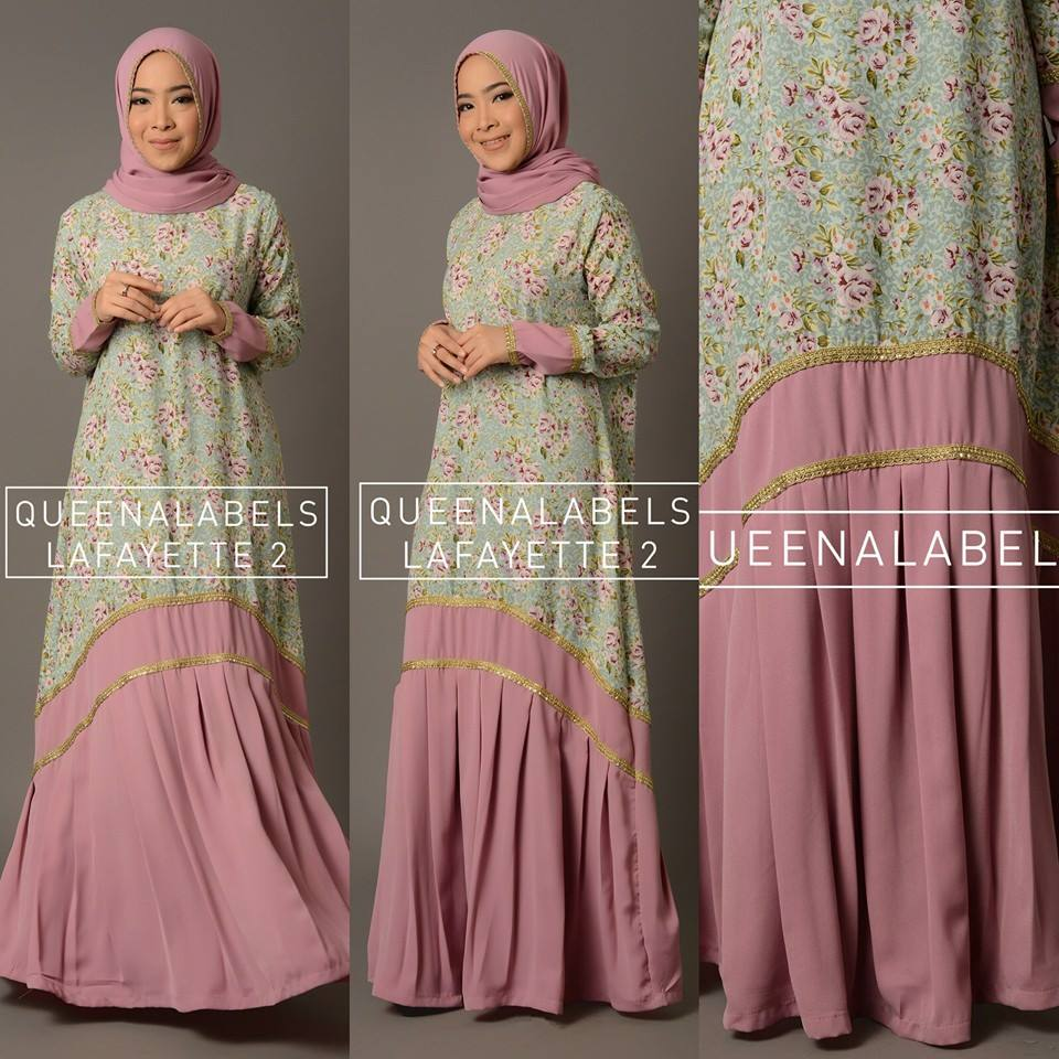 New Lafayette seri 2 by Queenalabels PINK