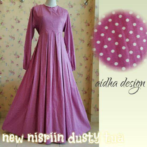 New Nisriin Dress Dusty