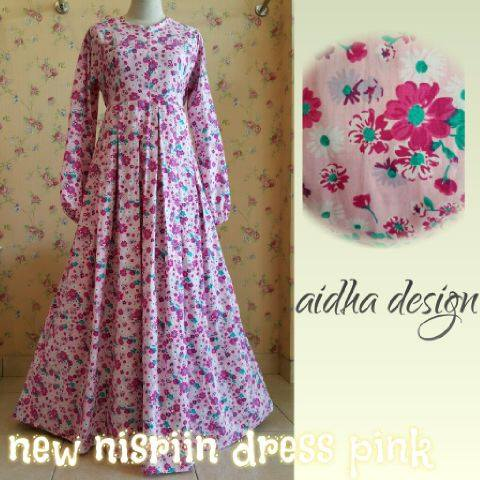 New Nisriin Dress Pink