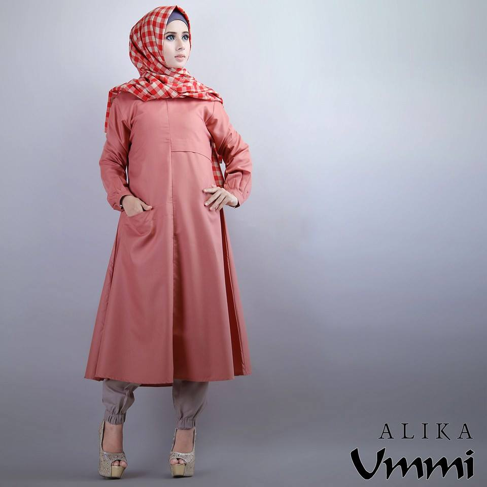 Open PO ALIKA SET by UMMI SALEM