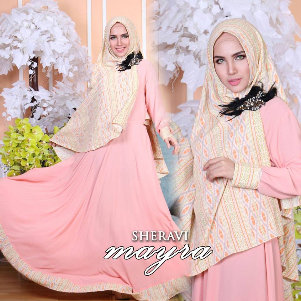 Open Po Sheravi by Mayra PEACH