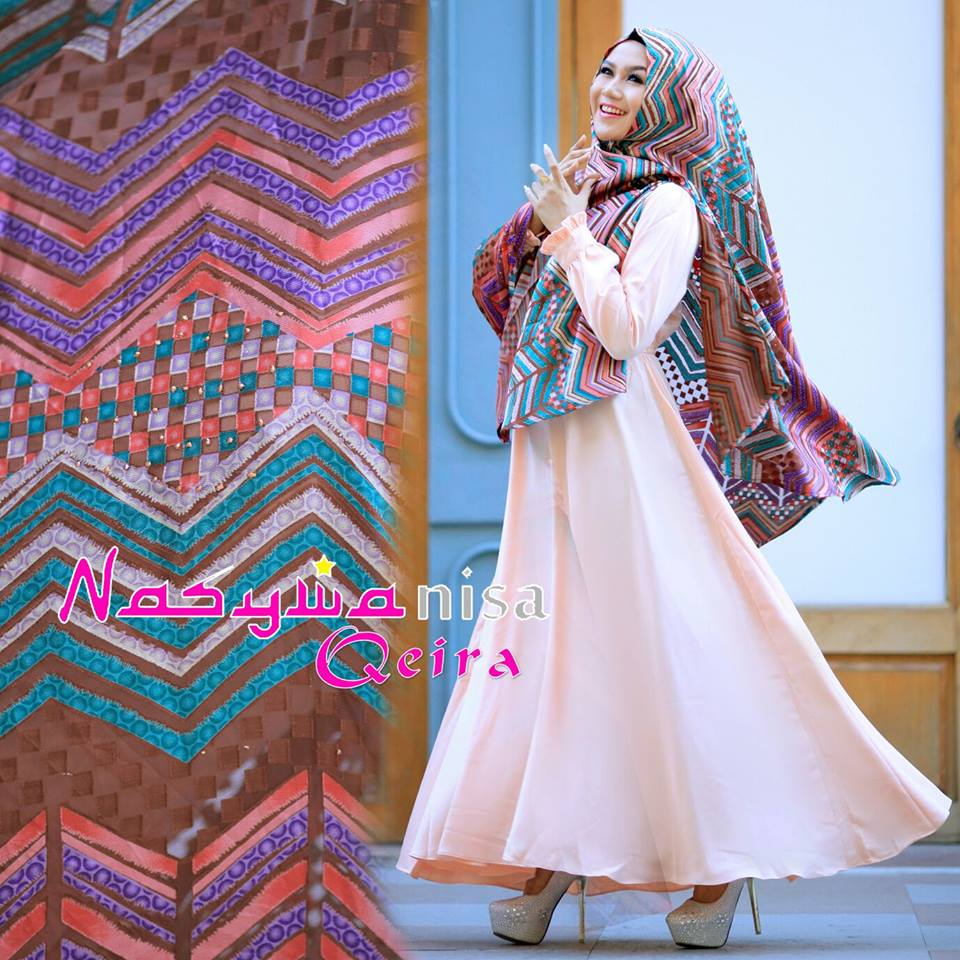 QeiRa ( Dress + Khimar ) No 3