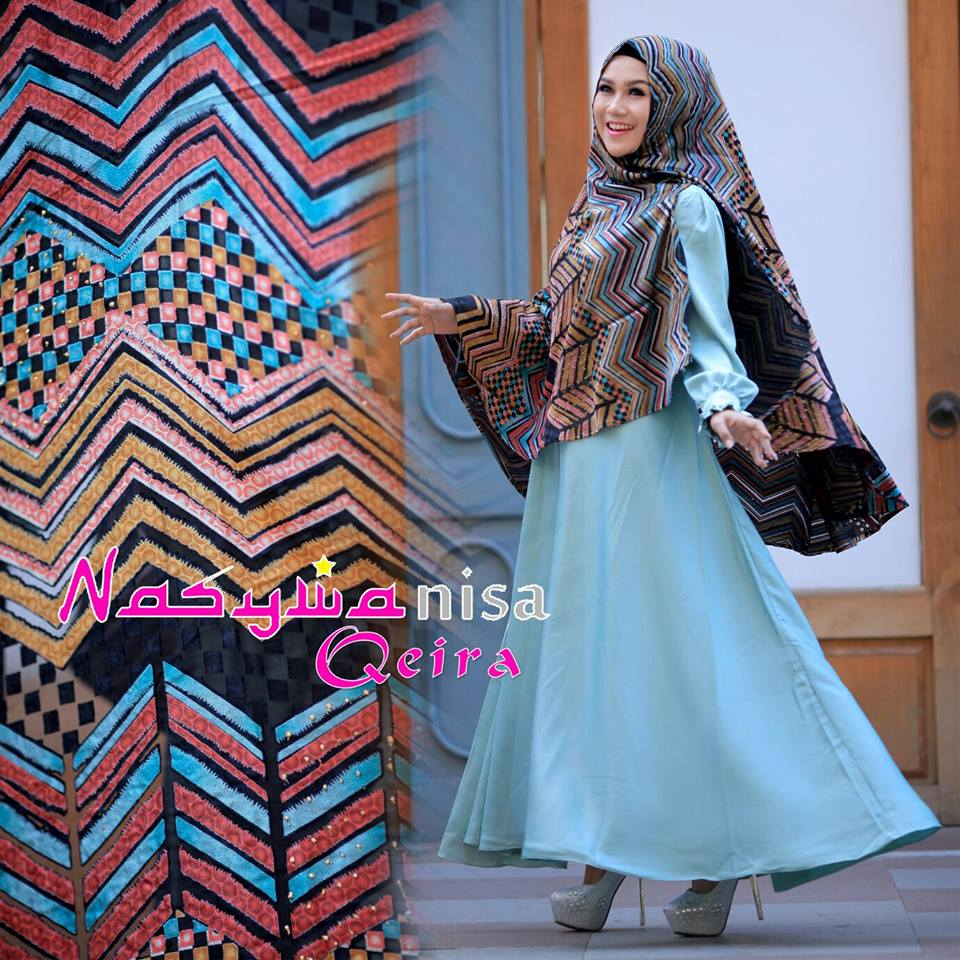 QeiRa ( Dress + Khimar ) No 5