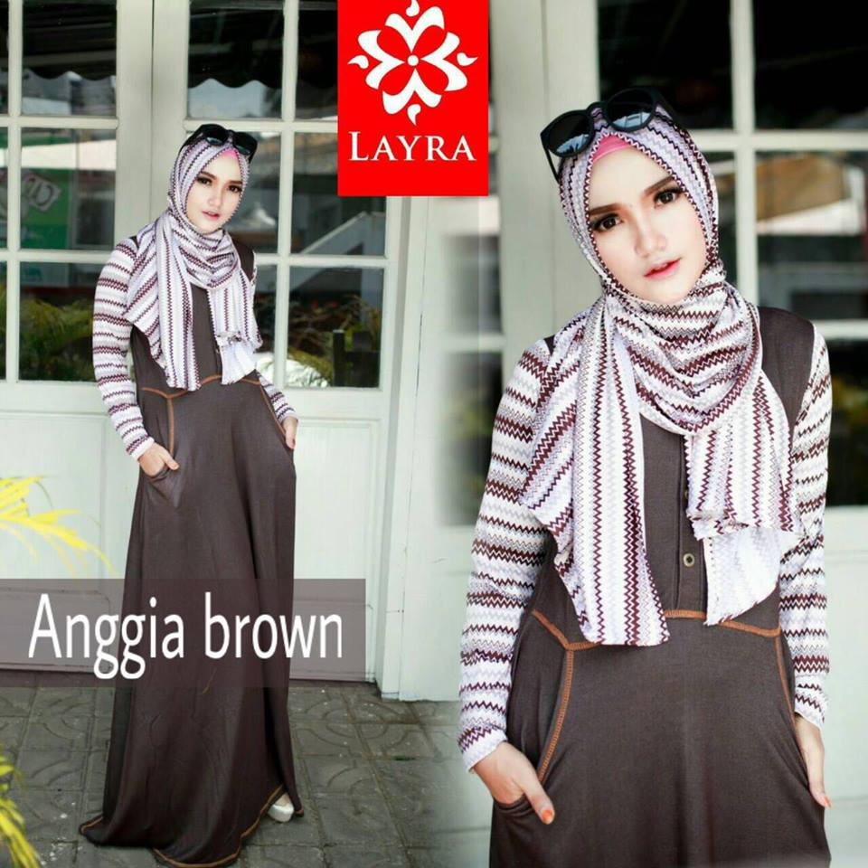 Anggia set by Layra Brown