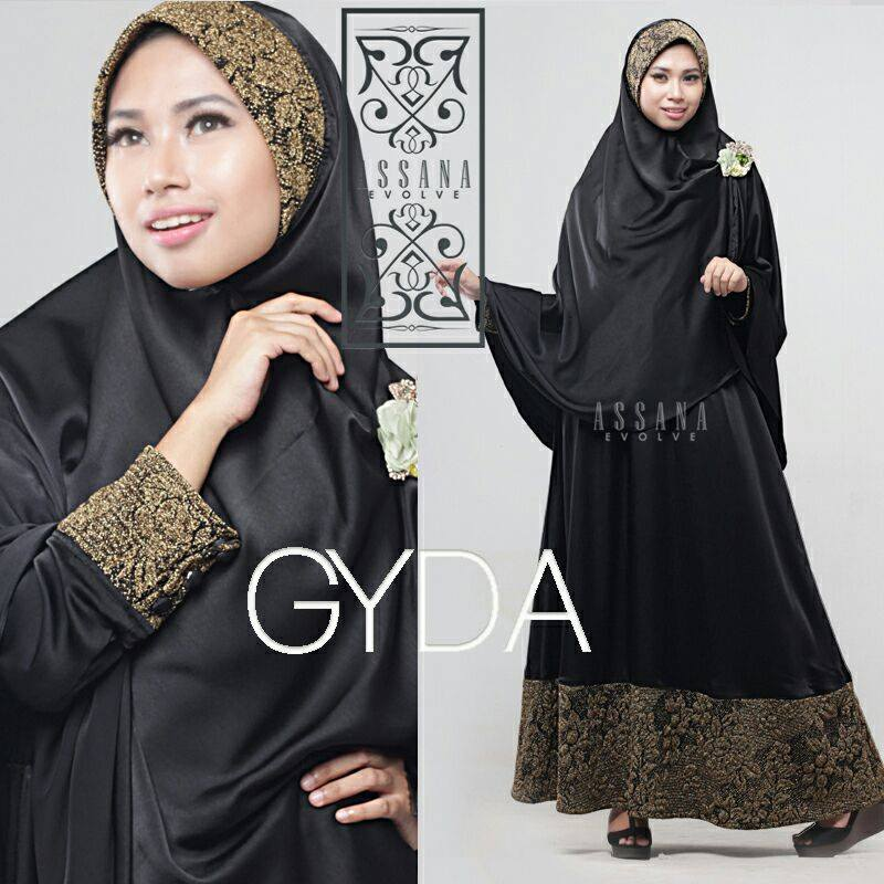 GYDA ROYAL BLACK