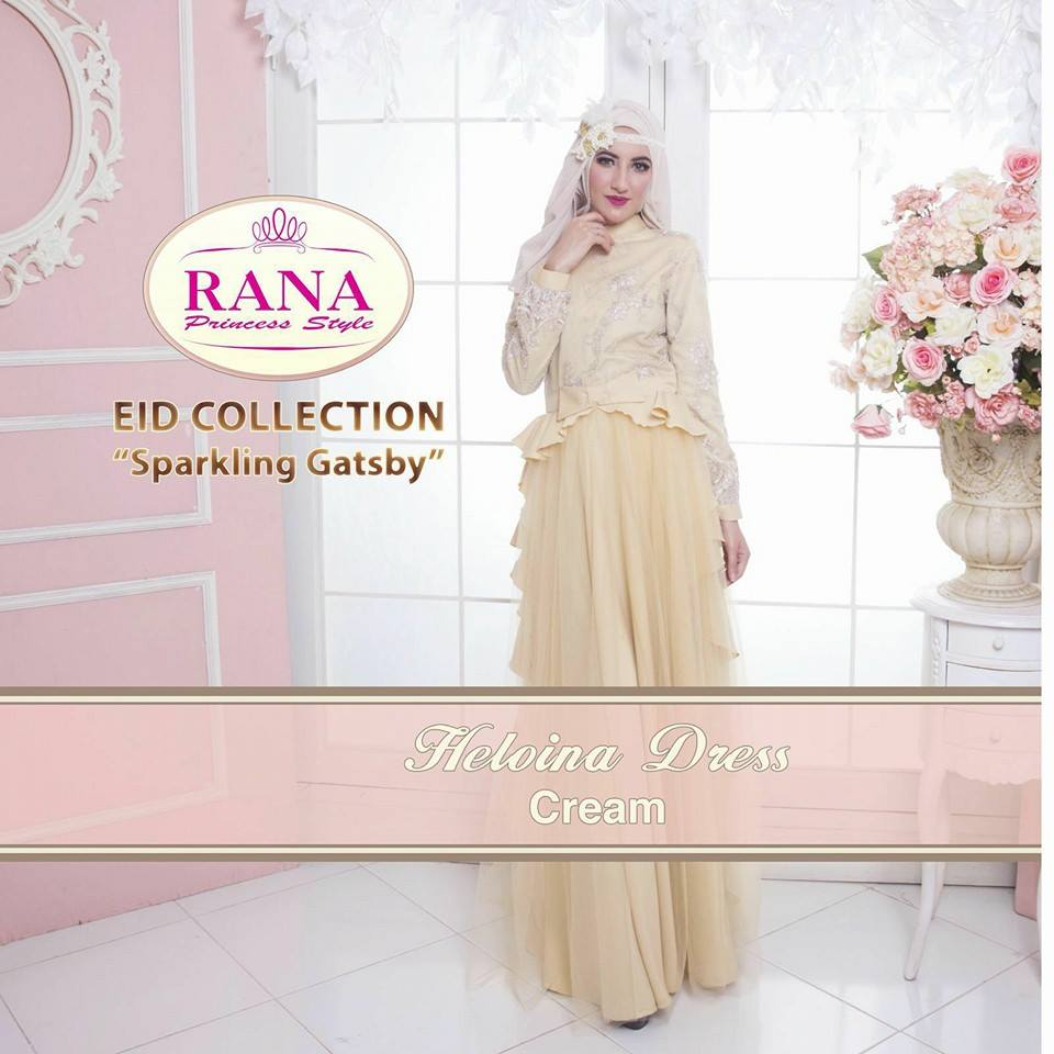 HELOINA DRESS CREAM