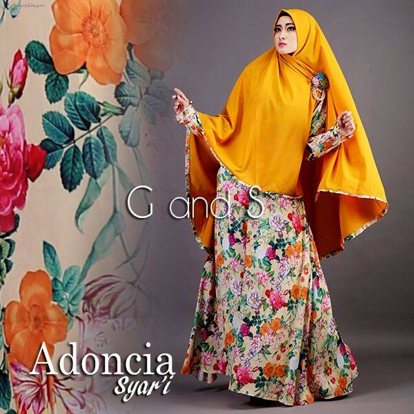 ADONCIA by GS KUNING