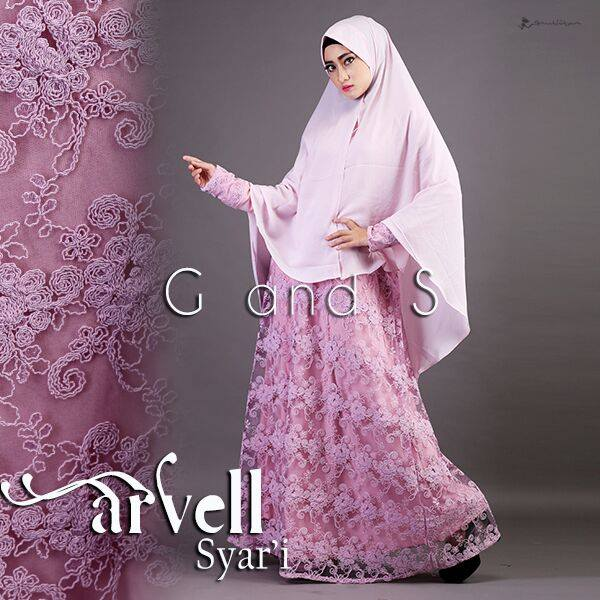 ARVELL by GS SOFT PINK