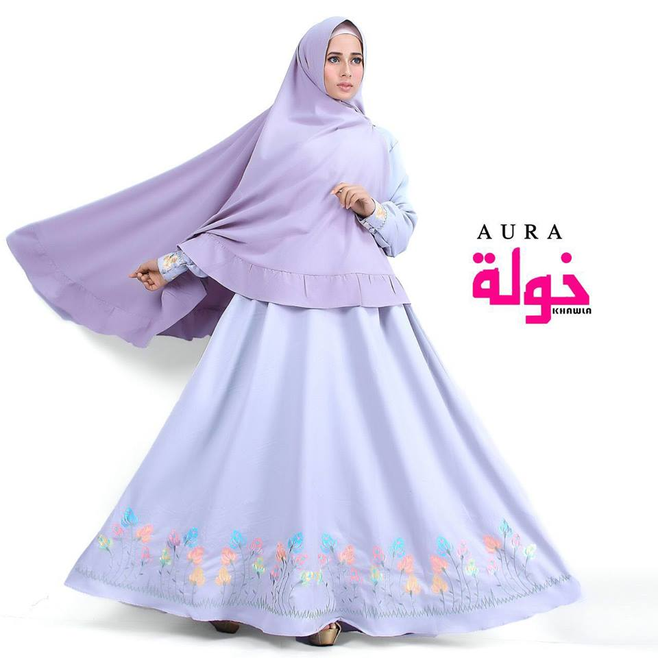 AURA by KHAWLA SOFT UNGU