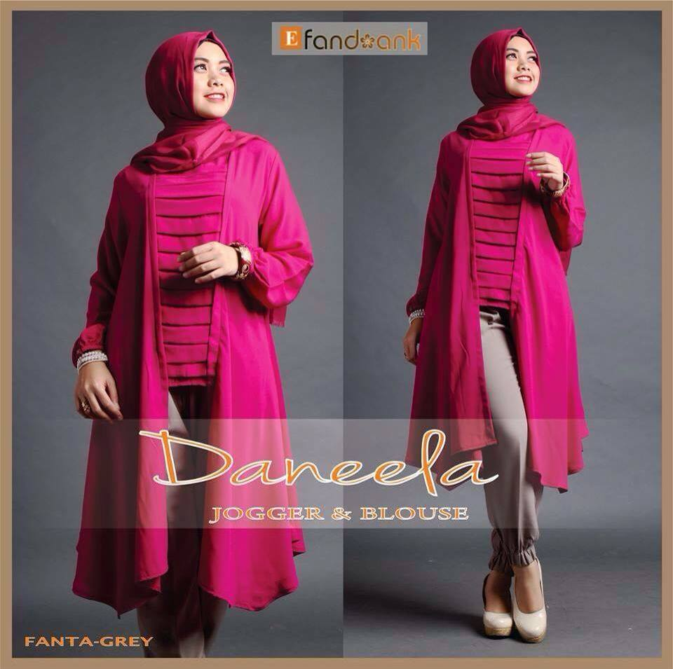 DANEELA SET by EFANDOANK FANTA GREY
