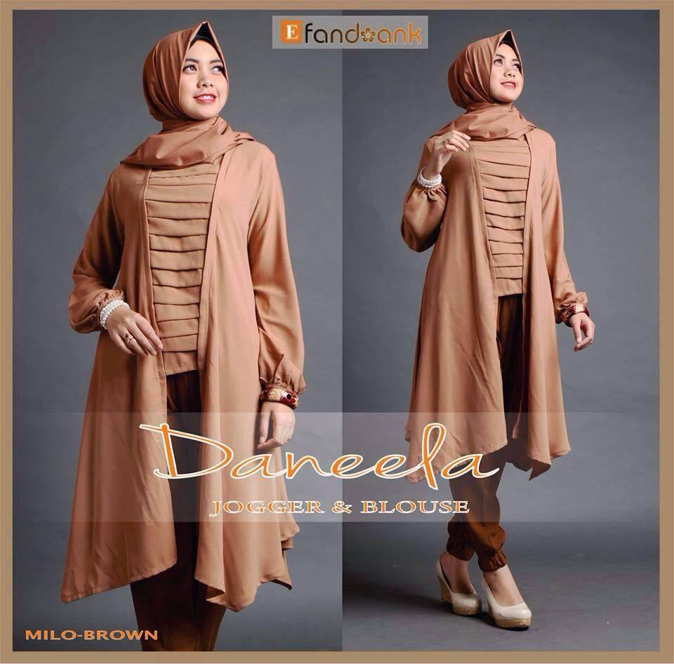 DANEELA SET by EFANDOANK MILO BROWN