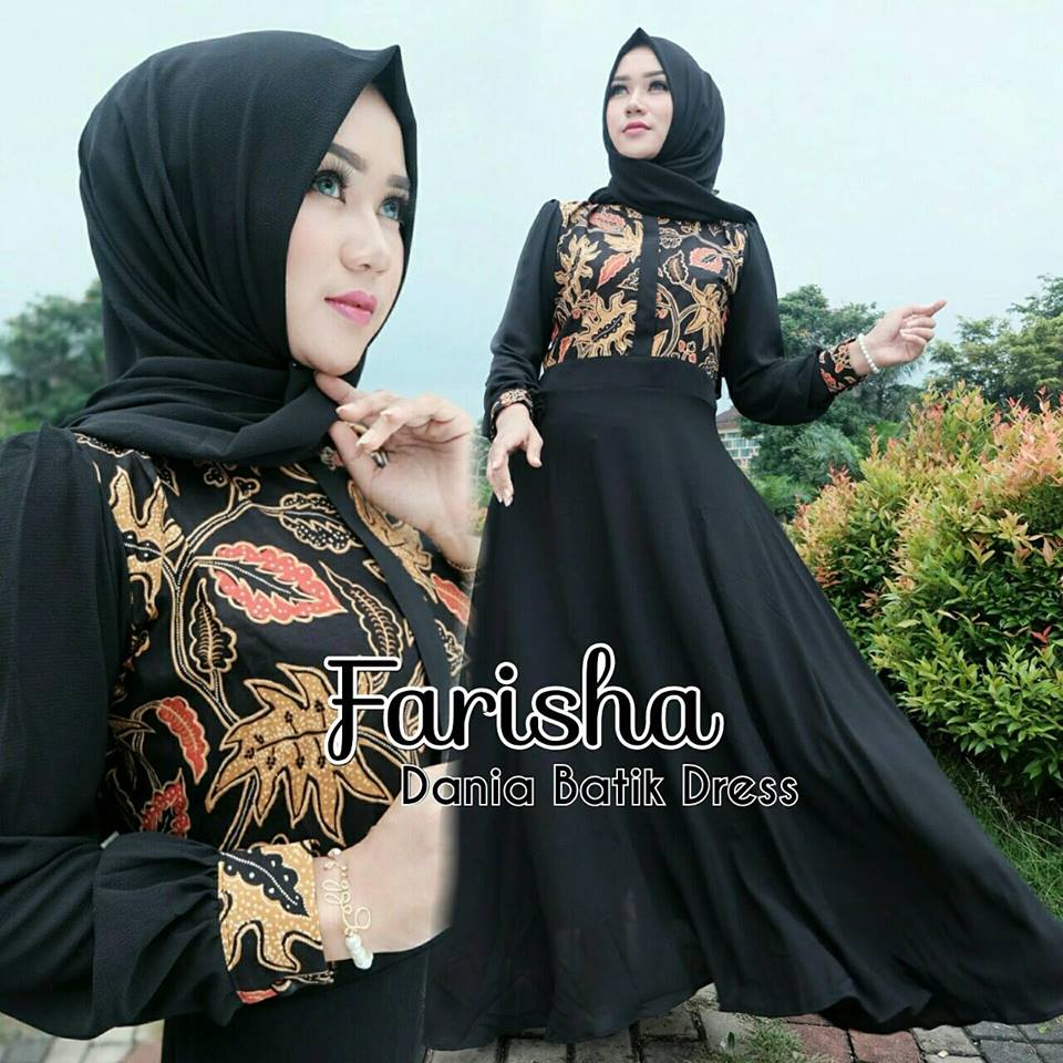 Dania Etnik dress by farisha