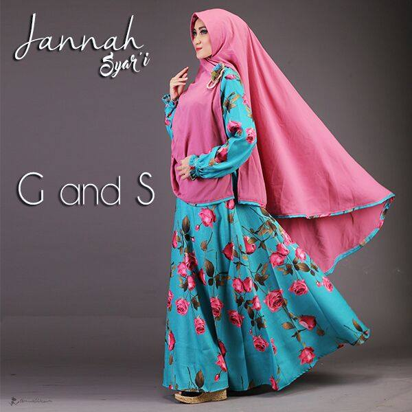 JANNAH by GS PINK