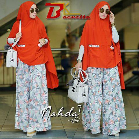 Open Po Nahda 7 by Baeneta ORANGE