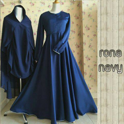 Rona Dress by AIDHA NAVY