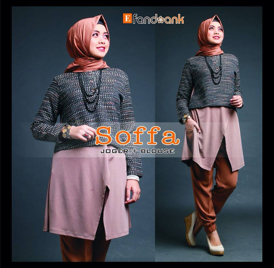 SOFFA SET by EFANDOANK PINK