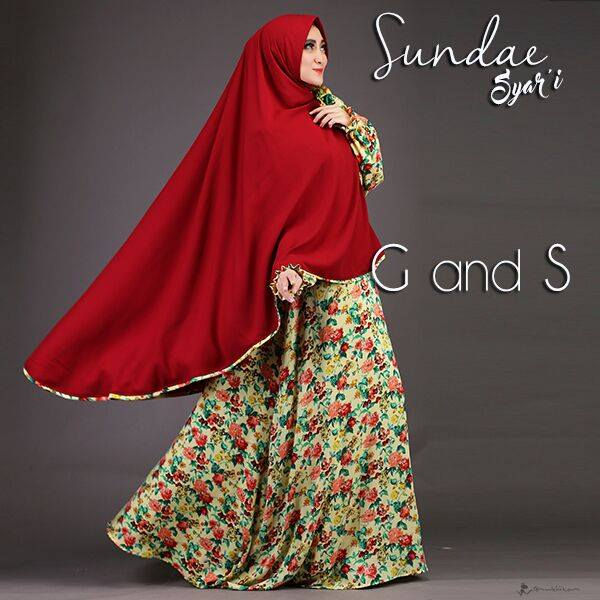 SUNDAE by GS Merah