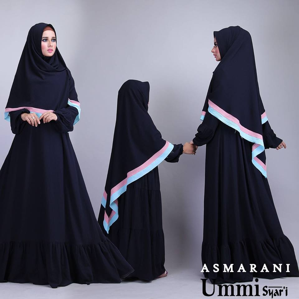 ASMARANI SET by UMMI HITAM