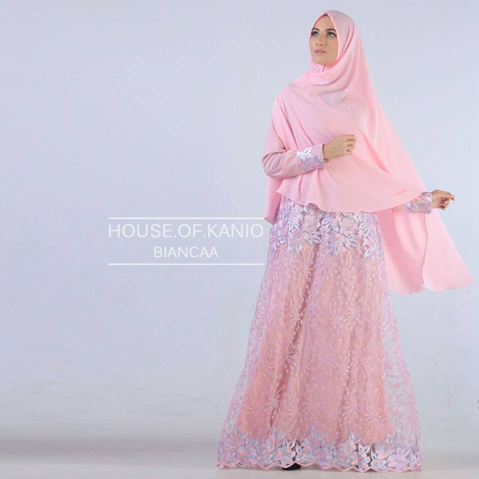 BIANCA by KANIO SOFT PINK