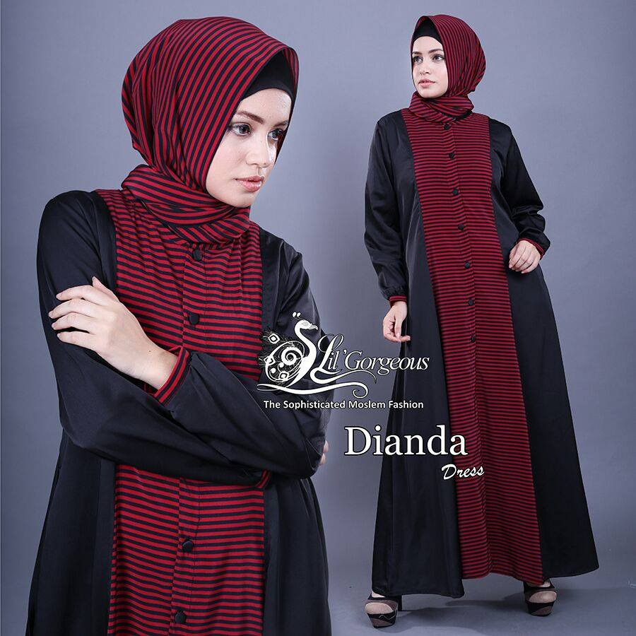 Dianda by Lil Girgeous RED