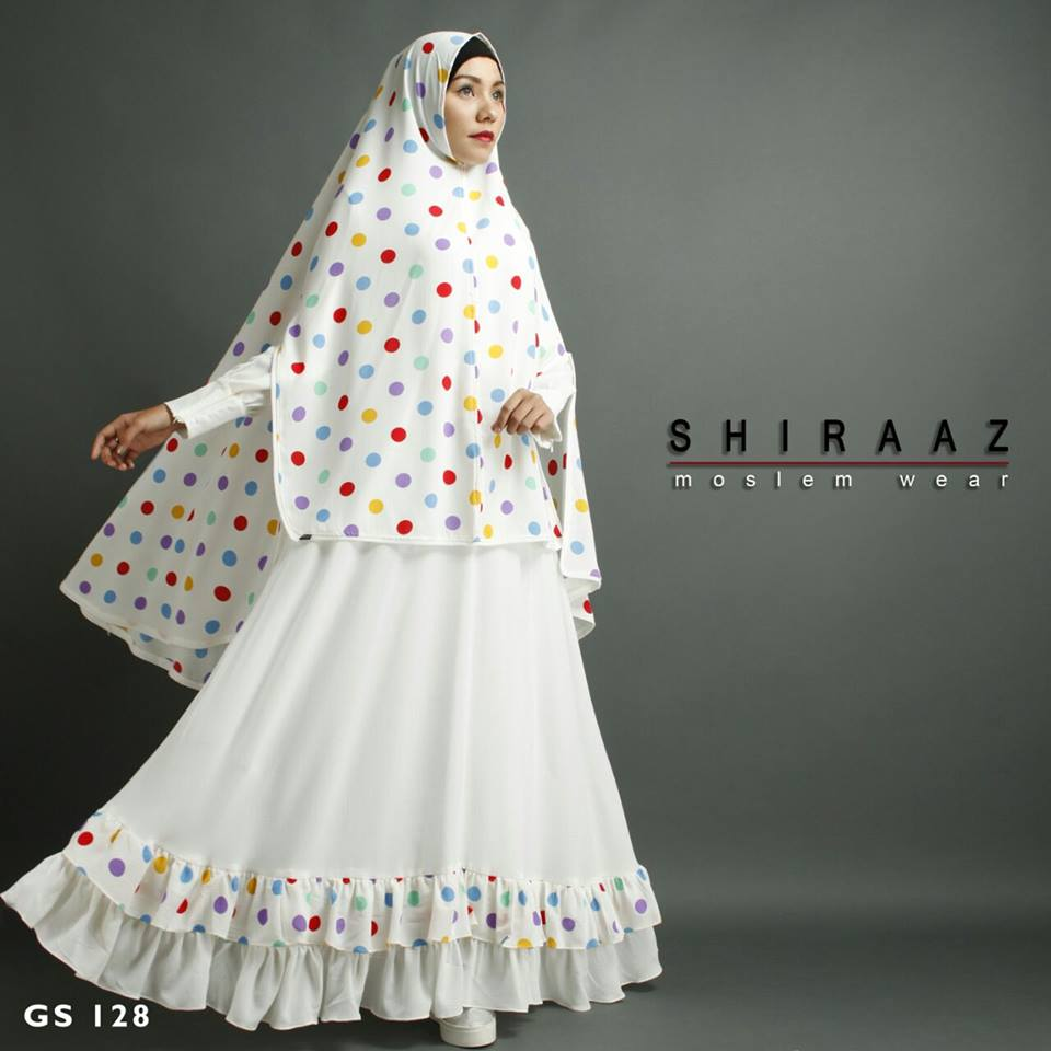 GS 128 by SHIRAAZ PUTIH