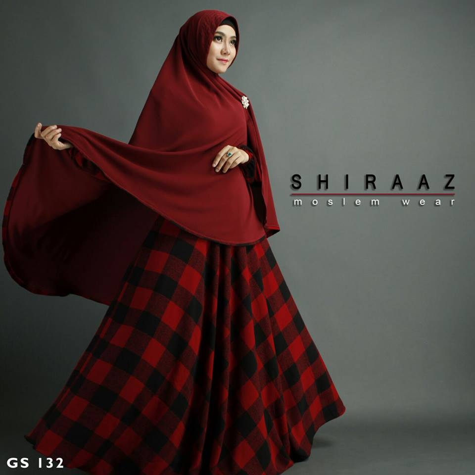GS 132 by SHIRAAZ MAROON