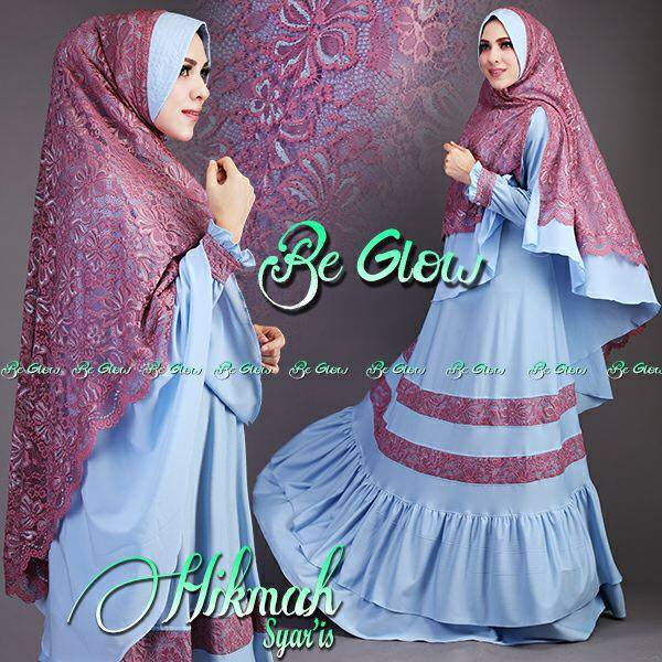 Hikmah syarie by BE GLOW TOSCA