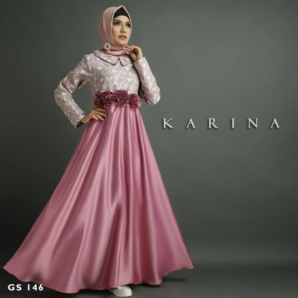 KARINA GS 146 by SHIRAAZ PINK